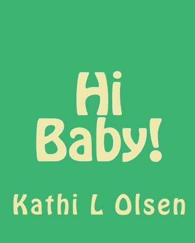 Hi Baby! pdf epub