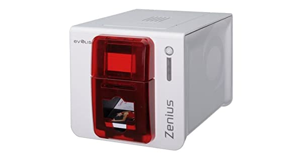 Amazon.com: Evolis Zenius clásico sublimación/Transferencia ...