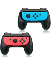 FYOUNG Joy-Con Grip Handles (2 packs) for Nintendo Switch, Wear-resistant Joy-con Handle for Nintendo Switch