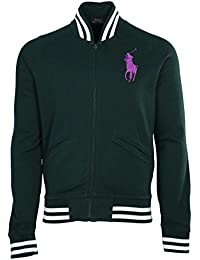 Polo Ralph Lauren Men\u0026#39;s Big Pony Varsity Jacket