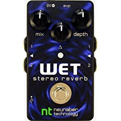 Neunaber Technology WET STEREO REVERB
