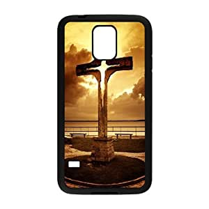Samsung Galaxy S5 Cases Jesus Protective Cute for Girls, Best Samsung Galaxy S5 Case Protective Cute for Girls [Black]