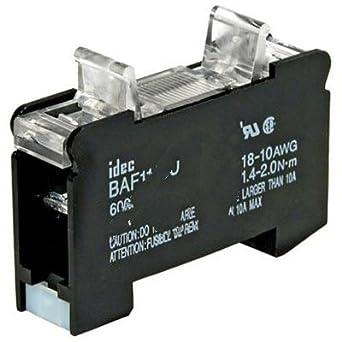 Idec Corporation Baf111su Terminal Block Fuseholder Type