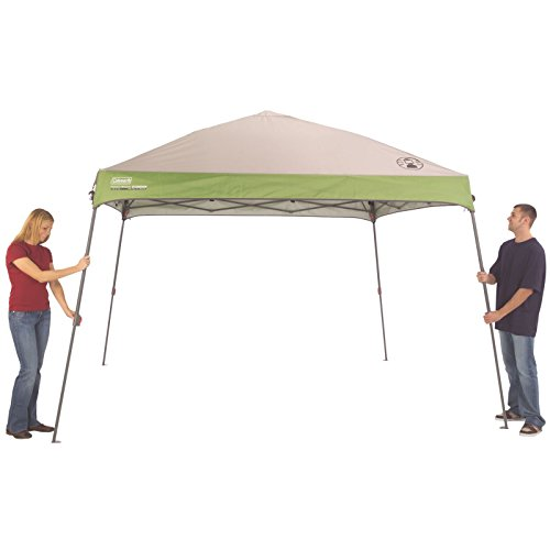 Coleman 12 X 12 Wide Base Instant Canopy The Camping