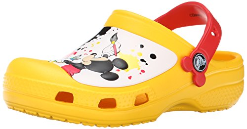 b8cb213d321d3c Crocs Kids  CC Mickey Paint Splatter Clog - Buy Online in Oman ...
