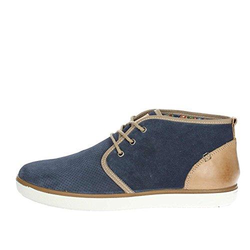 Imac 103201 Hoch Sneakers Herren Blau