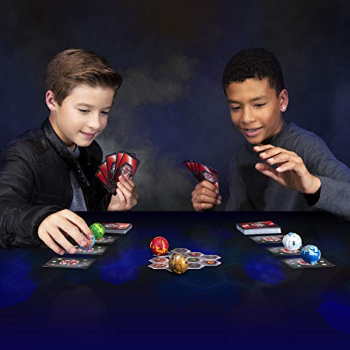 Bakugan Battle Brawlers card game is one of the top toys for kids age 6 years old and up