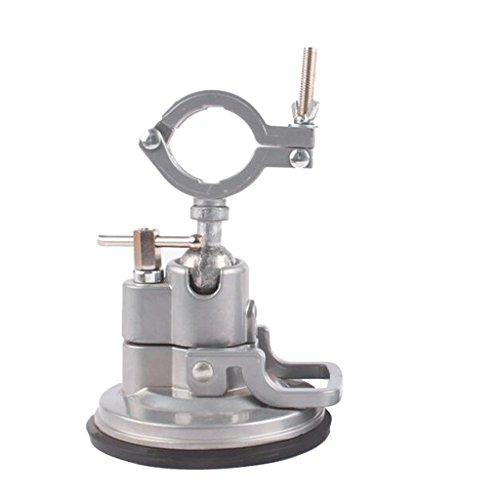 Flameer 360° Suction Cup Clamp Table Bench Vice Tools Grinder Holder Woodwork Drill by Flameer (Image #3)