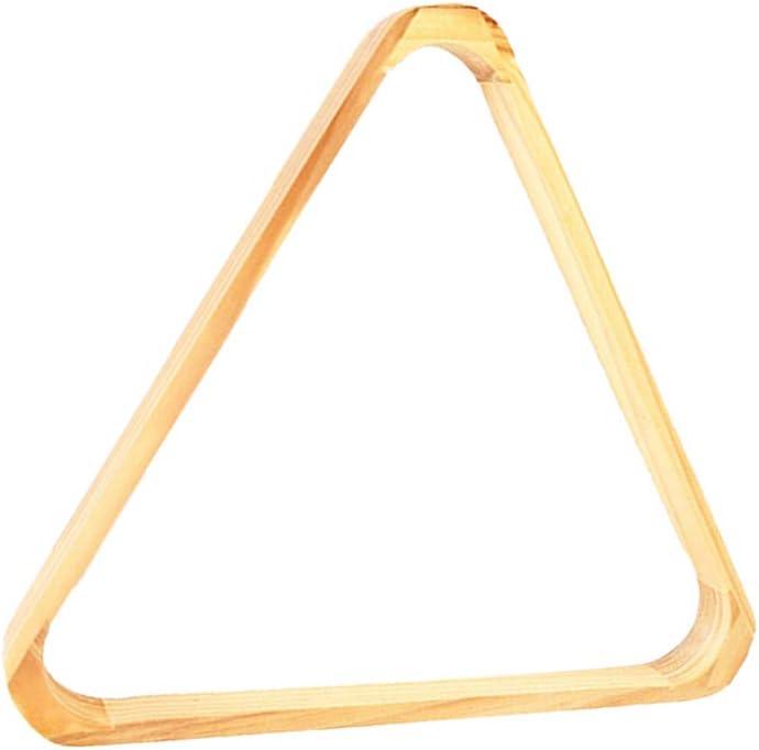 LIOOBO 1 pc triángulo Marco de Billar profesión Color sólido ...