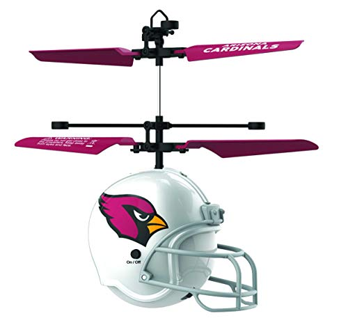 Officially Licensed NFL Remote Control Helmet Flyer Arizona Cardinals