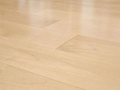 2-1/4 x 3/4 inch Greenland Solid Hardwood Maple Natural (Premium) Flooring (8 inch sample)