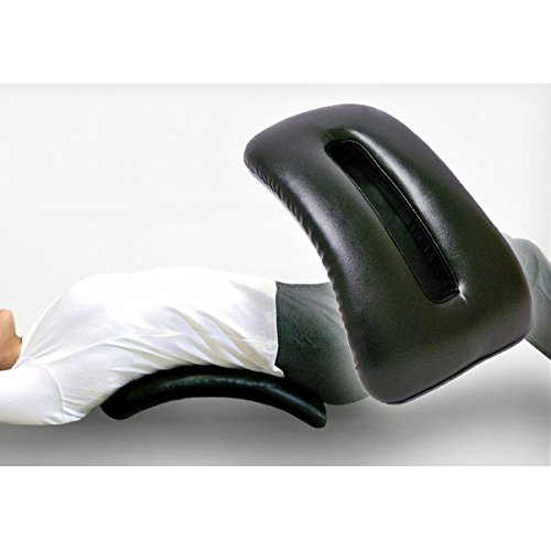 RemedyHealth Posture Corrector Orthopedic Back Stretcher. Relieves Back Pain and Improves Posture
