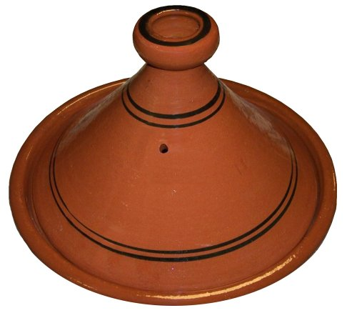 Moroccan Lead Free Cooking Tagine 100% handmade Clay Cookware by Cooking Tagines (Image #6)