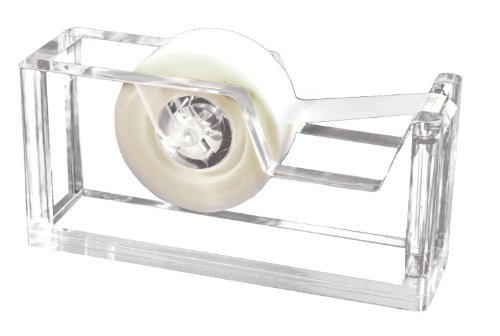 Kantek Acrylic Tape Dispenser (Kantek)