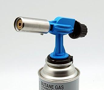 Soldador de combustible para 227 G cartuchos de grabadora de soldador mechero: Amazon.es: Industria, empresas y ciencia