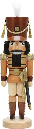 Nutcracker guard soldier natural - 41cm / 16.1inch by Christian Ulbricht