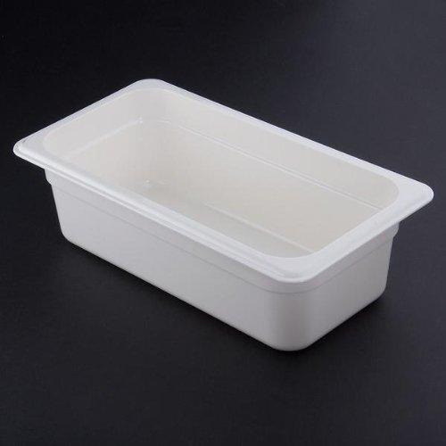 Cambro Camwear 4 Deep Third-Size Food Pan (Set of 6) - Food Pan 148