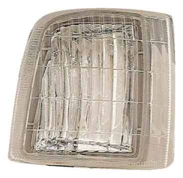 Eagle Eyes GM130-0000L GMC Driver Side Corner Lamp Lens and Housing ()