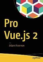 Pro Vue.js 2 Front Cover