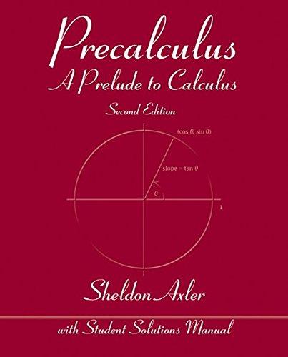 precalculas