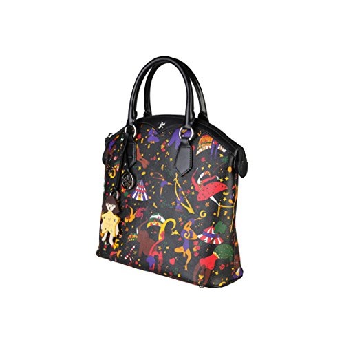 Il Decorativo Magico Sacchetto Guidi Fascino Donne Circo Con Piero Bag Nero nHIZYwqnv