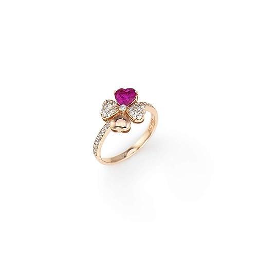 ottima qualità qualità eccellente nuova versione anello donna gioielli Amen Amore trendy cod. RQURR-14