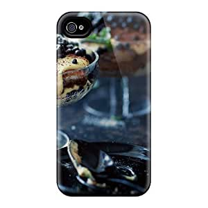 Fashion Protective Bilberry Dessert For Case Samsung Galaxy S5 Cover