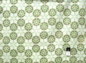 Amy Butler AB35 Daisy Chain Mosaic Kiwi Fabric By The Yard ()