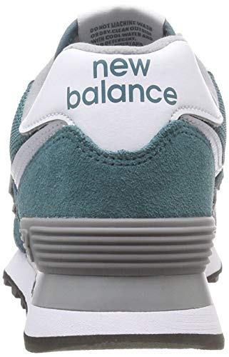Balance Banks 574v2 outer Verde Zapatillas Una steel Mujer New Para d0x4dnB