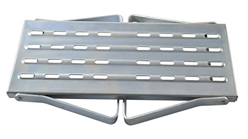 Caravane Maison 49x21x21cm Metal Neuf Marche Pied Pliable