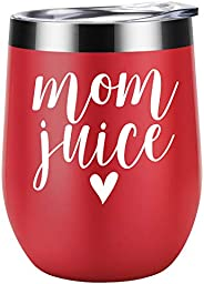 Mothers Day Gifts for Mom, Wife - Mom Juice - Funny Mom Gifts from Daughter, Son - Mom Birthday Gifts Ideas fo