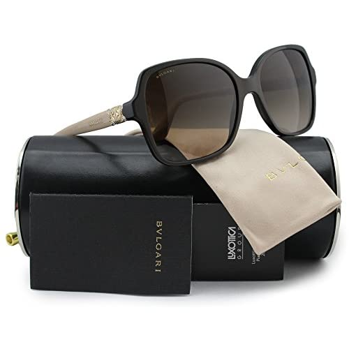 bbc0a2c970 delicate BVLGARI BV8164B Sunglasses Brown w Brown Gradient (897 13) BV 8164