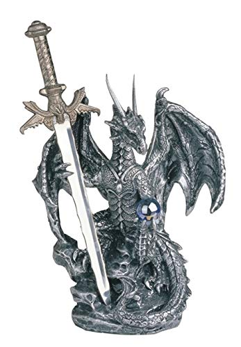 George S Chen Imports SS-G-71329 Dragon Collection with Sword .. Free Shipping