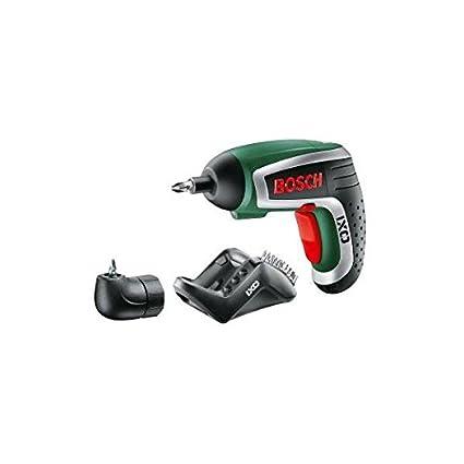 Bosch IXO IV Medio - Atornillador con batería de litio: Amazon.es ...