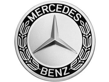 Mercedes-Benz Original amp; AMG Wheel Centre Diameter 74–75mm Black/Silver/Laurel/AMG Radnabenabdeckungen Hub Covers