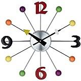 LexMod Juggler Ball Clock