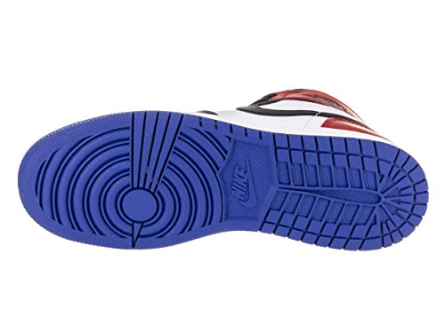 Nike Air Jordan 1 Retro Hög Topp 3 Pick Og Bg Ltd Gymnastiksko Strömavtagning Svart / Vit / Blå / Röd Svart