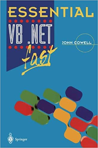 Essential VB  Net fast (Essential Series): Amazon co uk