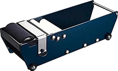 - Excell ET-377 Gummed Paper Tape Dispenser: 3 in. wide (Blue)
