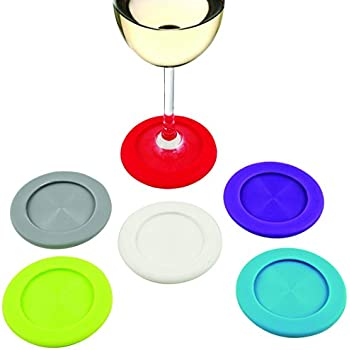 Slip On Silicone Coaster Charms by True