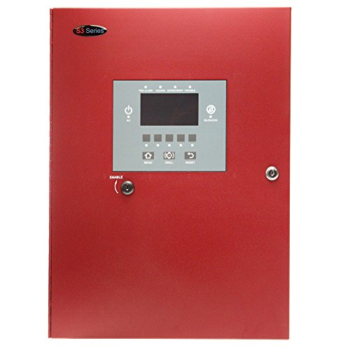 Gamewell-FCI SLP-RED S3 Series Smart Loop Addressable Control Panel FACP