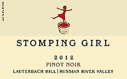 2012 Stomping Girl Lauterbach Hill Russian River Pinot Noir Wine 750 mL