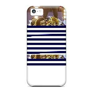 Waterdrop Snap-on Minnesota Vikings Cheerleadersquad Case For Iphone 6 Plus (5.5 Inch) Cover