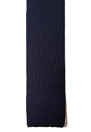 Corbatas Eva Salinero - Corbata Lisa de Punto de Poliéster, 5x150 ...