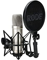 Rode NT1-A Generation Cardioid Condenser Microphone