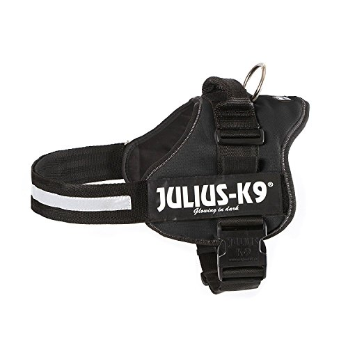 Julius-K9 Powerharness, size 2, Black