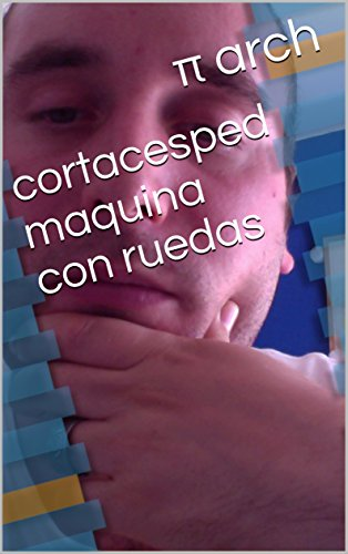 Amazon.com: cortacesped maquina con ruedas (Spanish Edition ...