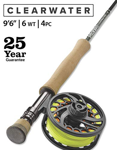 Orvis Clearwater 6-Weight 9'6
