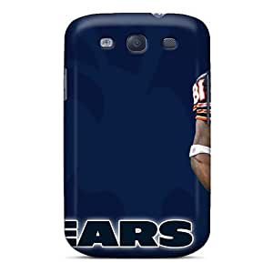 New Cbuycases Super Strong Chicago Bears Tpu Case Cover For Galaxy S3