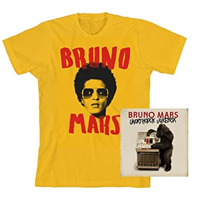 Unorthodox Jukebox (CD + Medium T-shirt) (AMAZON EXCLUSIVE)